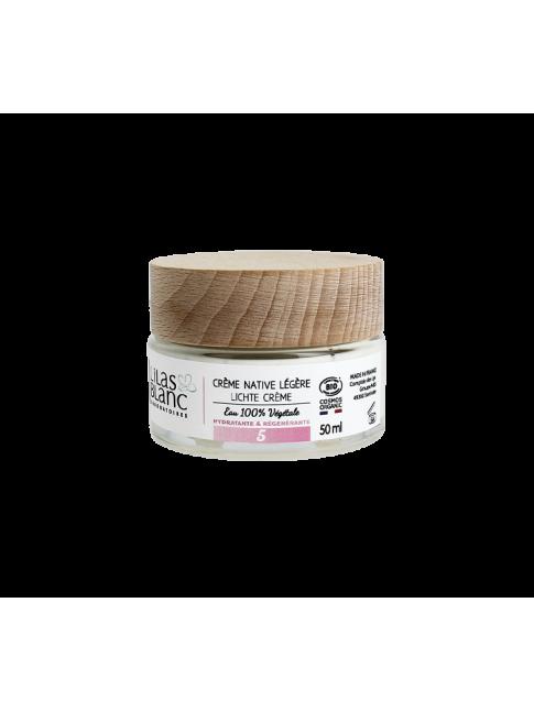 Crème native légère
